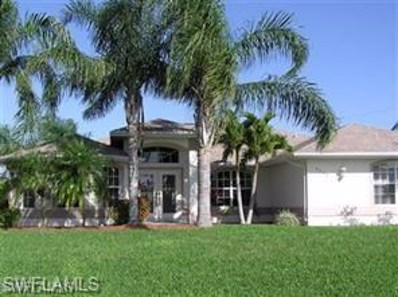 5237 24th PL, Cape Coral, FL 33914 - MLS#: 218055156
