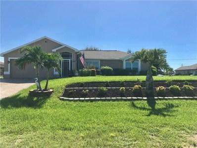 609 Juanita CT, Cape Coral, FL 33993 - MLS#: 218055234