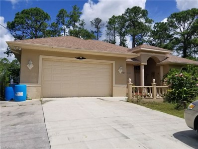 3509 Sunshine BLVD, Lehigh Acres, FL 33971 - MLS#: 218055425