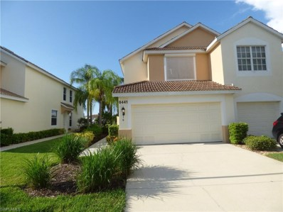 8441 Village Edge CIR, Fort Myers, FL 33919 - MLS#: 218055614