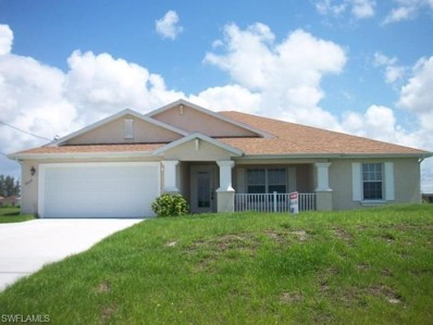 2417 Tropicana W PKY, Cape Coral, FL 33993 - MLS#: 218055617
