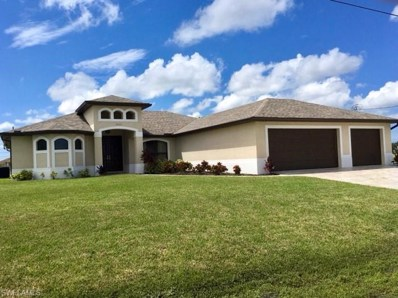 2444 8th TER, Cape Coral, FL 33993 - #: 218055634