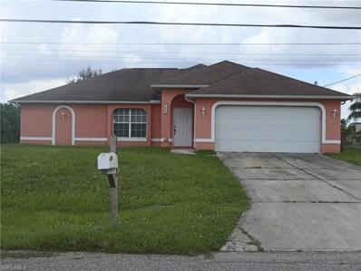 1602 Floyd S AVE, Lehigh Acres, FL 33976 - MLS#: 218055656