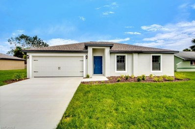307 7th PL, Cape Coral, FL 33990 - MLS#: 218055871