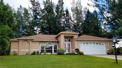 1111 24th PL, Cape Coral, FL 33993 - #: 218055922