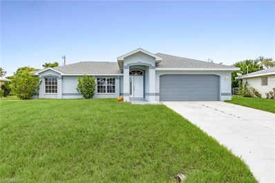 915 29th TER, Cape Coral, FL 33904 - #: 218056019