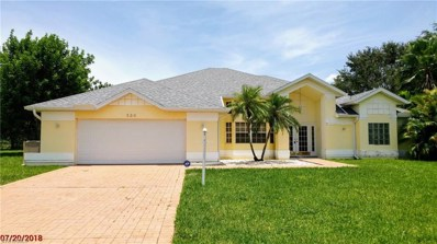 530 Whispering Wind BEND, Lehigh Acres, FL 33974 - MLS#: 218056146
