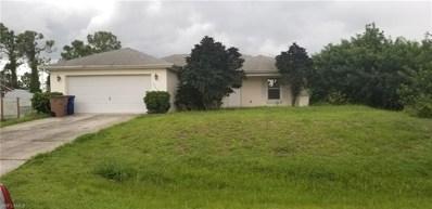 4008 4th W ST, Lehigh Acres, FL 33971 - MLS#: 218056173