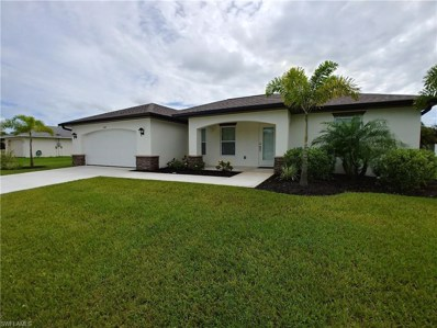 4027 15th PL, Cape Coral, FL 33914 - MLS#: 218056282