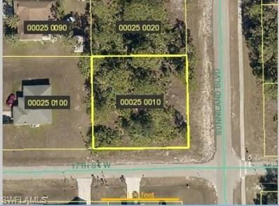 1701 Sunniland BLVD, Lehigh Acres, FL 33971 - MLS#: 218056519