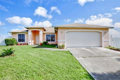 201 6th TER, Cape Coral, FL 33993 - MLS#: 218056578