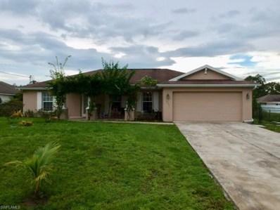 3733 6th W ST, Lehigh Acres, FL 33971 - MLS#: 218056631