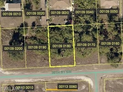 3214 30th Sw ST, Lehigh Acres, FL 33976 - MLS#: 218056672
