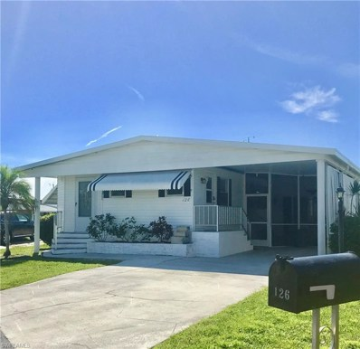 126 Conestoga TRL, North Fort Myers, FL 33917 - MLS#: 218056707