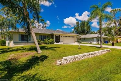 19016 Ocala S RD, Fort Myers, FL 33967 - MLS#: 218056972
