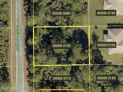 529 Genesee S AVE, Lehigh Acres, FL 33974 - MLS#: 218057011