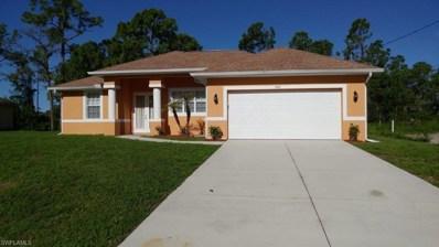 1907 Sunniland BLVD, Lehigh Acres, FL 33971 - MLS#: 218057092