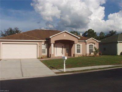 2592 Nature Pointe N LOOP, Fort Myers, FL 33905 - MLS#: 218057109
