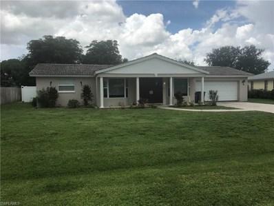 205 Oakmont PKY, Lehigh Acres, FL 33936 - MLS#: 218057118