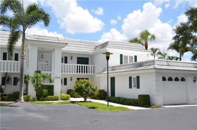 250 Palm River BLVD, Naples, FL 34110 - MLS#: 218057172