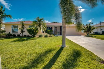 1801 10th PL, Cape Coral, FL 33990 - MLS#: 218057268