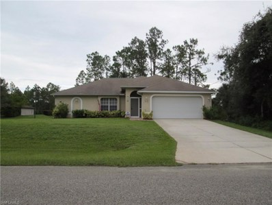 3122 48th W ST, Lehigh Acres, FL 33971 - MLS#: 218057295