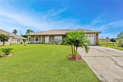 721 Jack S AVE, Lehigh Acres, FL 33973 - MLS#: 218057442