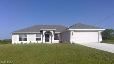 1907 Richland AVE, Lehigh Acres, FL 33972 - MLS#: 218057468