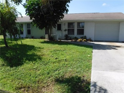 302 27th TER, Cape Coral, FL 33904 - MLS#: 218057483