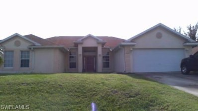 527 7th PL, Cape Coral, FL 33993 - #: 218057505