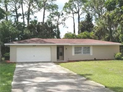 307 Lake AVE, Lehigh Acres, FL 33936 - MLS#: 218057567