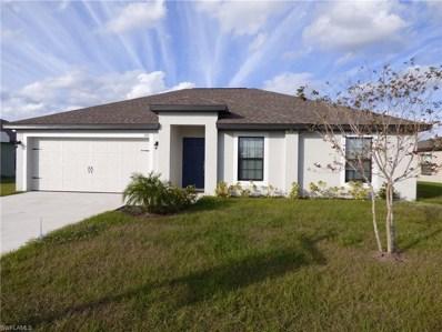 735 Center Lake ST, Lehigh Acres, FL 33974 - MLS#: 218057612