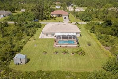 1012 Hibiscus AVE, Lehigh Acres, FL 33972 - MLS#: 218057840
