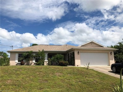 3202 43rd W ST, Lehigh Acres, FL 33971 - MLS#: 218057878