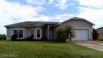 1241 Decature E ST, Lehigh Acres, FL 33974 - #: 218057917