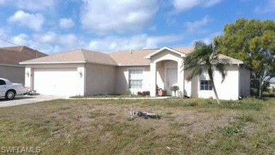 300 22nd AVE, Cape Coral, FL 33993 - MLS#: 218057946