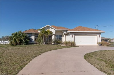218 22nd AVE, Cape Coral, FL 33993 - MLS#: 218058061
