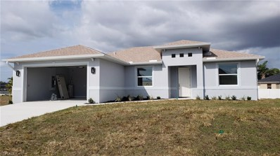 317 26th ST, Cape Coral, FL 33909 - #: 218058132