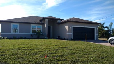 3407 8th TER, Cape Coral, FL 33993 - #: 218058166
