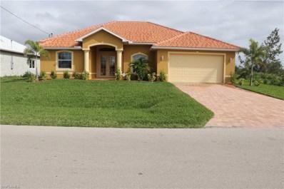 1206 18th AVE, Cape Coral, FL 33991 - MLS#: 218058186