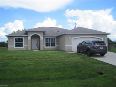 1701 12th PL, Cape Coral, FL 33909 - MLS#: 218058288