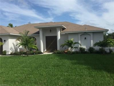 419 20th ST, Cape Coral, FL 33990 - MLS#: 218058424