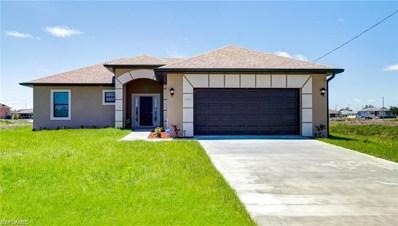 2809 13th W ST, Lehigh Acres, FL 33971 - MLS#: 218058572