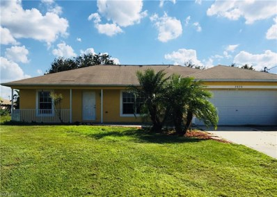2820 2nd TER, Cape Coral, FL 33991 - MLS#: 218058601