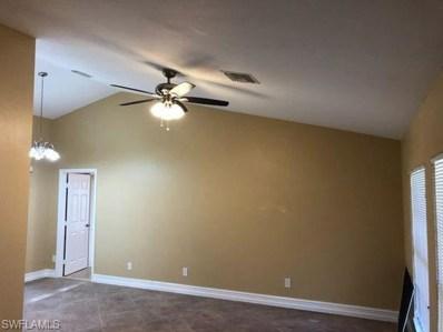 717 Foxtail E ST, Lehigh Acres, FL 33974 - MLS#: 218058770