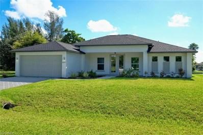 809 6th AVE, Cape Coral, FL 33991 - MLS#: 218058787