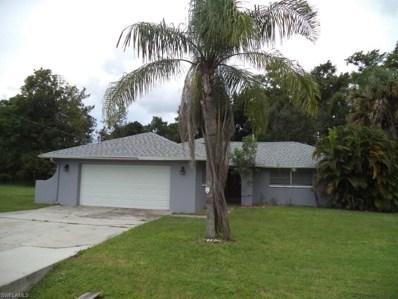13219 Caribbean BLVD, Fort Myers, FL 33905 - MLS#: 218058845
