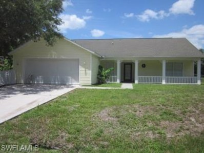 1107 Prospect AVE, Lehigh Acres, FL 33972 - MLS#: 218059036