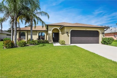 202 10th PL, Cape Coral, FL 33909 - MLS#: 218059128