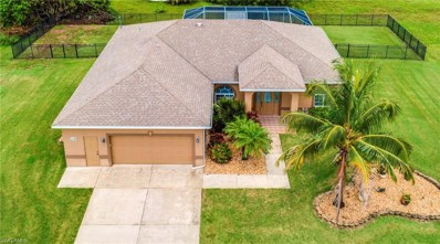 219 12th LN, Cape Coral, FL 33993 - MLS#: 218059159